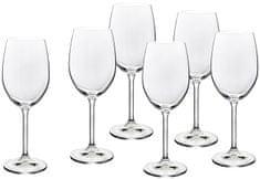 Banquet poháre na červené víno Degustation 450 ml, 6 ks