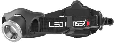 LEDLENSER H7.2 naglavna svetilka, 1x C-LED, baterijska - Odprta embalaža