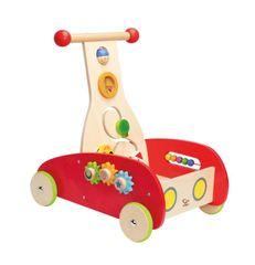 Hape drvena igračka Guralica