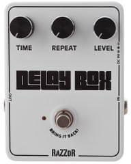 Razzor Delay Box Gitarový efekt