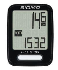 Sigma  Topline BC 506 Kilóméteróra