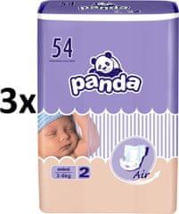 Panda 2 Mini (3-6 kg) 162 ks (3x54 ks)