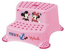 """keeeper Dwustopniowy podnóżek """"Mickey&Minnie"""""""