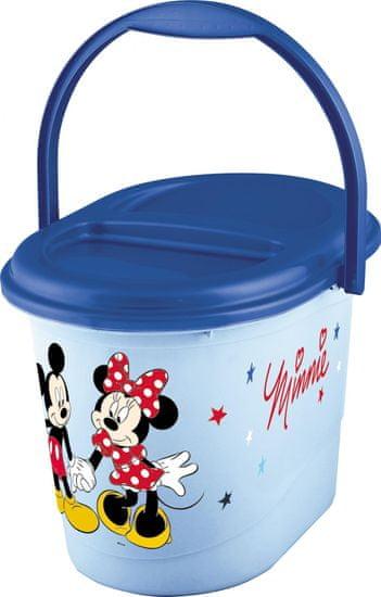 """keeeper Vedro na plienky """"Mickey&Minnie"""", Blue"""