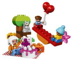 LEGO DUPLO® 10832 - Születésnapi piknik