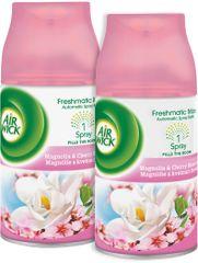 Air wick Freshmatic Max punilo za osvježivač zraka, Mangnolia & Cherry Blossom, 2x 250 ml