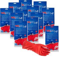 Vektex Soft rukavice, veľkosť S, 12 párov