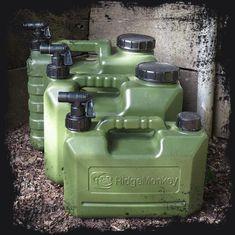 RIDGEMONKEY Robustný kanister 5 l