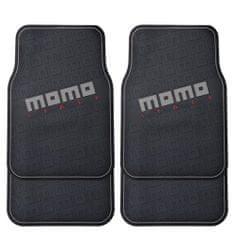 Momo komplet tepihov, sivo-črni CM009BG