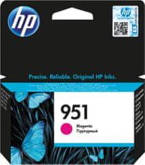 HP náplň č.951, purpurová (CN051AE)