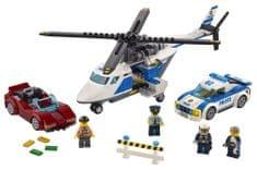 LEGO City 60138 Hitro zasledovanje