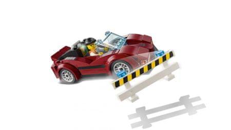aaed75b92 LEGO City 60138 Naháňačka vo vysokej rýchlosti - Parametre | MALL.SK