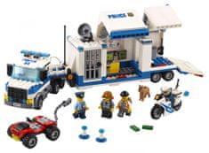 LEGO City 60139 - Mobil rendőrparancsnoki központ