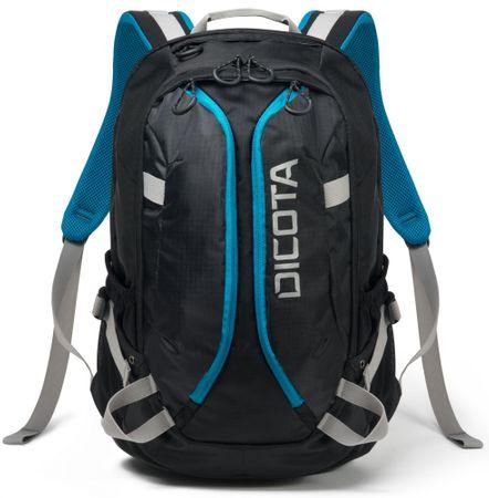 DICOTA Backpack Active XL 15-17.3 black/blue (D3123)