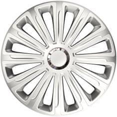 Versaco Puklice TREND RC Silver sada 4ks