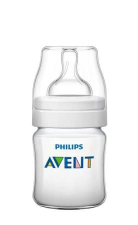 Avent Classic+ Cumisüveg, 125 ml (PP)