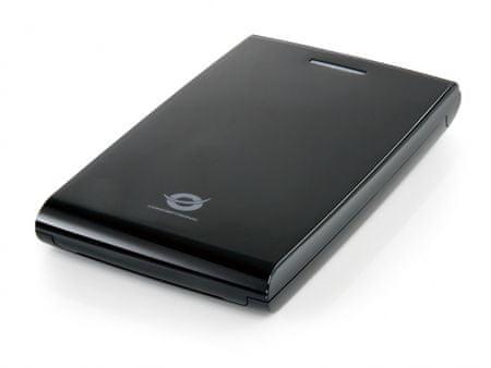 """Conceptronic mini ohišje za trdi disk 6,35 cm (2,5""""), črno (CHD2MUB)"""
