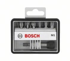 Bosch 12+1-delni komplet vijačnih nastavkov Robust Line M Extra-Hart 25 mm, (2607002563)