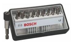 Bosch 18+1-delni komplet vijačnih nastavkov Robust Line L Extra-Hart 25 mm, (2607002568)