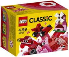 LEGO Classic 10707 czerwony kreatywny box