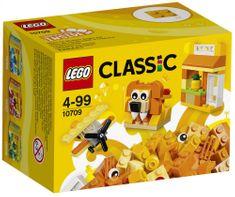 LEGO Classic 10709 pomarańczowy kreatywny box