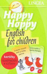 autor neuvedený: Happy Hoppy kartičky: Vlastnosti a vzťahy