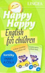 autor neuvedený: Happy Hoppy kartičky: Farby a čísla