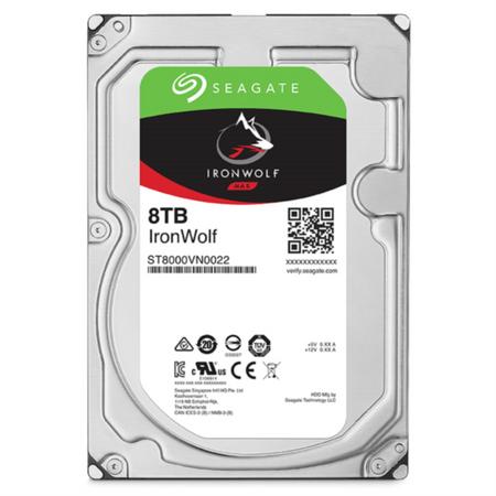 Seagate tvrdi disk NAS 8TB 7200 SATA3