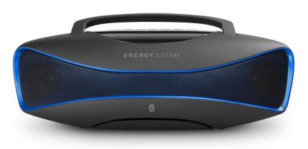 Energy Sistem Music Box BZ6 Bluetooth hangszóró, Fekete/Kék