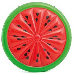 Intex Nafukovací matrac guľatý vodný melón 183 cm