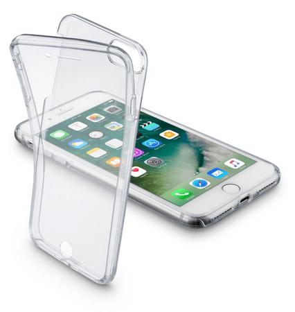 CellularLine CLEAR TOUCH iPhone 7 Mobiltelefon védőtok, Átlátszó