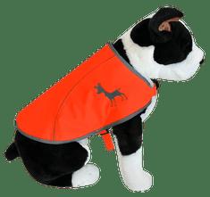 Alcott Neonově oranžová vesta s reflexními prvky