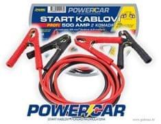 PowerCar kablovi za paljenje, 500 A, 35 mm², 4,5 m