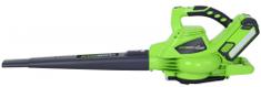 Greenworks GD40BV akumulatorski pihalnik/sesalnik, 40 V