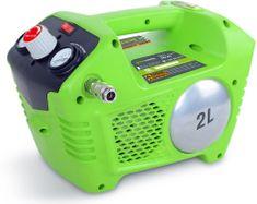 Greenworks kompresor bezolejowy (G40AC)