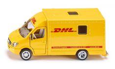 SIKU Poštová dodávka DHL, 1:50