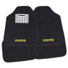 Momo International komplet tepiha, crveno-crni CM016BR