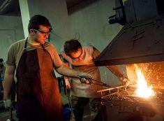 Allegria zážitkový kovářský kurz Březnice okres Příbram