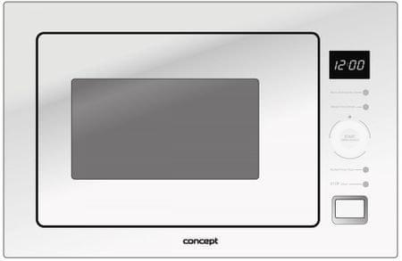 CONCEPT MTV 6925 WH Beépíthető mikrohullámú sütő