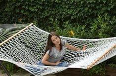 Euro Garden viseča mreža z nosilnostjo do 200 kg, 200 x 150 cm