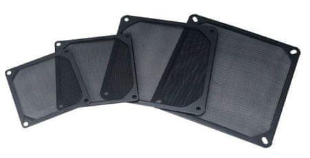 Akasa zaščitni filter za PC ohišja, 14 cm, črn