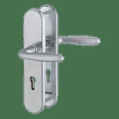 Hoppe varnostna garnitura Verona 1510/3331/3330, ES1, F9, kljuka/kljuka, 92/8 mm, PZ 87-92 mm