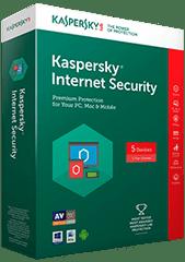 Kaspersky online zaštita Internet Security, obnova licence za 1 napravu, 1 godina