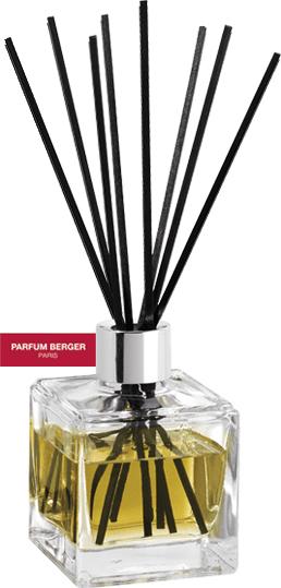 Lampe Berger aróma difuzér Cube Set, Vanilla Gourmet 125 ml