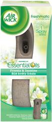 Air wick Freshmatic automatski osvježivač zraka + punjenje, Freesia & Jasmine, White flower, 250 ml
