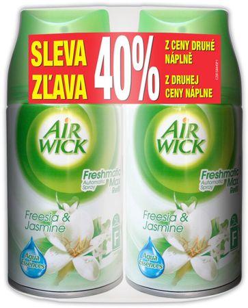 Air wick Freshmatic Max punilo za osvježivač zraka, White flowers, 2x 250 ml