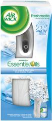 Air wick Freshmatic légfrissítő + utántöltő Friss ruhanemű illat 250 ml