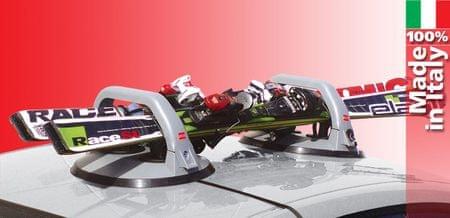 Fabbri nosilnik smuči Kolumbus Deluxe, magnetni, z dvojnim varovanjem