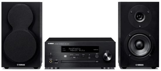 Yamaha MCR-N470D, černá