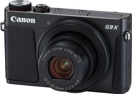 Canon fotoaparat PowerShot G9 X Mark II, črn - Odprta embalaža